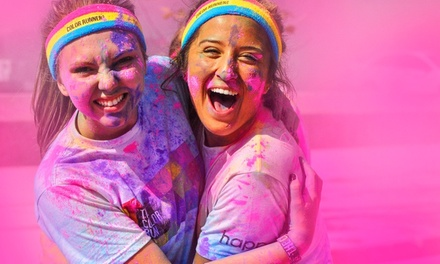 The Color Run Austin Entry for One, Two, or Four at Travis County Expo on Saturday, May 16 (Up to 33% Off)