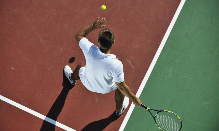 Cliff Drysdale Tennis at In-Shape Sport - In-Shape: Merced Yosemite Ave: Tennis 101 Clinic at Cliff Drysdale Tennis at In-Shape Sport: Yosemite (Up to 58% Off)