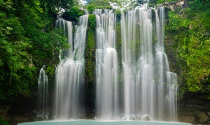 Real Hawaii Tour: Up to 42% Off Jungle Waterfalls Tour at Real Hawaii Tour