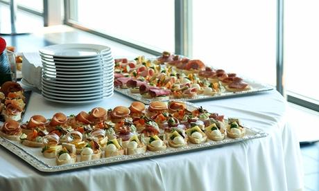 Catering dulce y salado con 72, 144 o 288 piezas desde 29,90 € en Melo Catering