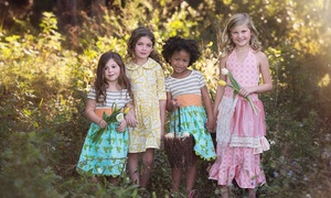 JF and Company: $10 for $20 Worth of Kids' Clothing and Accessories at JF and Company