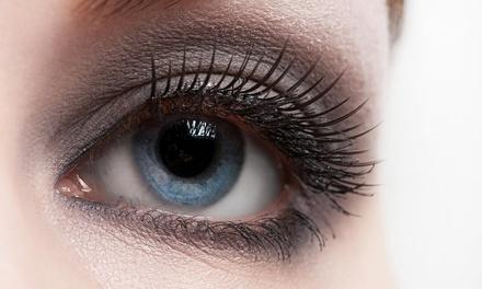 Full Set of Eyelash Extensions at Glam Lash Bar (50% Off)