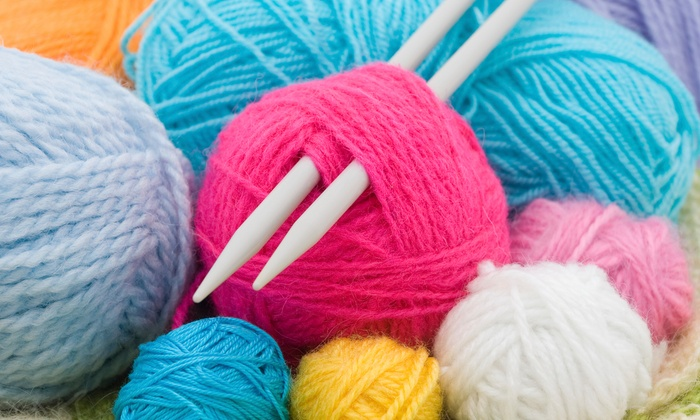 Needle Arts of Georgetown - Downtown: $73 for One Two-Session Felted Knit Tote Bag Class at Needle Arts of Georgetown ($140 Value)
