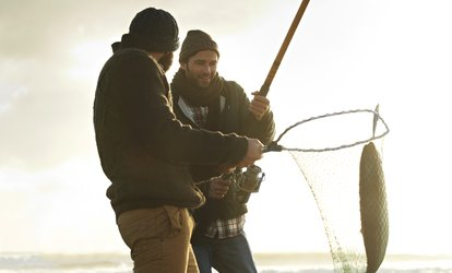 <strong>Fishing</strong> Lessons for Two, Four, or Six from Bass <strong>Fishing</strong> (Up to 56% Off)