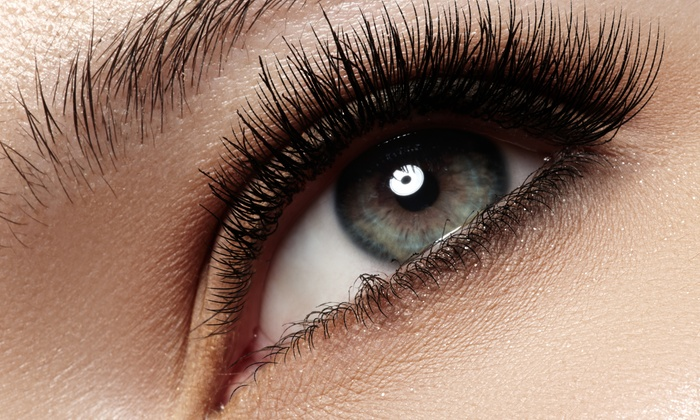 Lashes by Amelia - Luxx Lash Salon & Boutique: Mini or Fabulash Set of Eyelash Extensions with Optional Refill from Lashes by Amelia (Up to 68% Off)