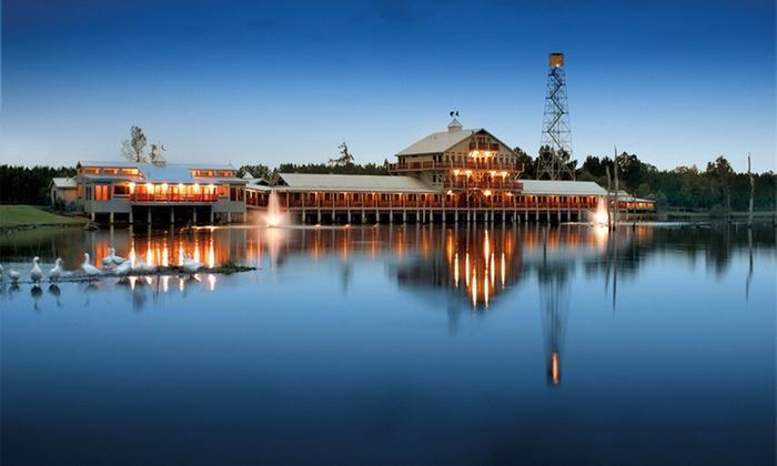 Flat Creek Lodge - Swainsboro, GA: $179 for a Two-Night Stay at Flat Creek Lodge in Swainsboro, GA (Up to $470 Value)