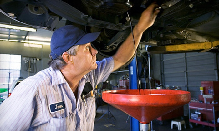 Oil Xperts - Rickarby: Oil Change with Filter Change, Inspection, and Optional Wiper-Blade Change at Oil Xperts (Half Off)