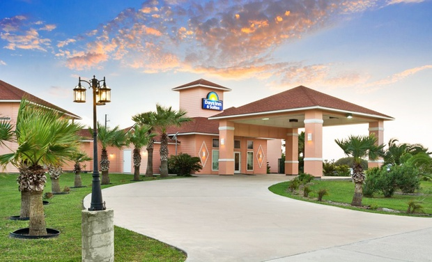TripAlertz wants you to check out Stay at Days Inn Port Aransas in Texas, with Dates into February Port Aransas Hotel near Beach - Mustang Island Hotel