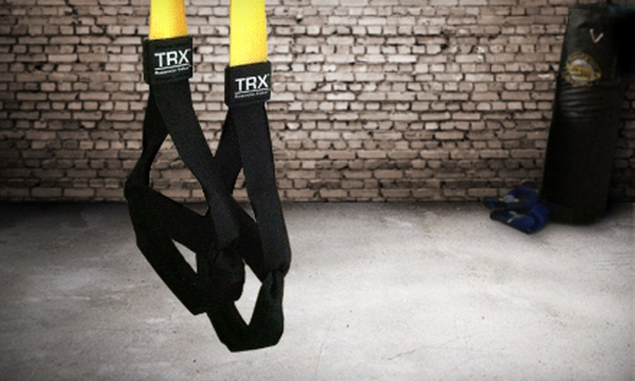 Strategic Academy - Sayreville: 10 or 20 TRX, Kickboxing, and Cardio-Conditioning Classes at Strategic Academy (Up to 90% Off)