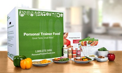 Up to 54% Off Weight Loss Meal Delivery