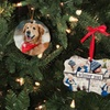 Customized Metal or Porcelain Ornaments