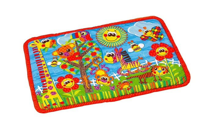 Playgro Travel Play Mats