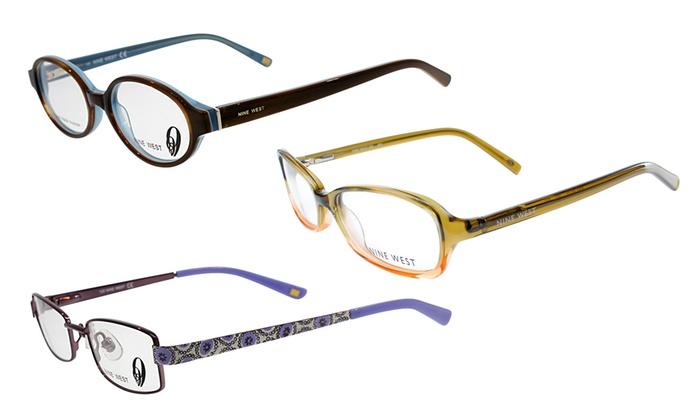 nine west optical frames