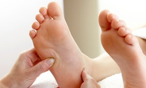 Foot Envy Massage: One 60-Minute Reflexology Session at Foot Envy Massage (Up to 48% Off)