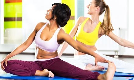 1 Monat Yoga-Flat für 1 oder 2 Personen im Yoga Vidya Center Aachen ab 34,90 € (bis zu 53% sparen*)
