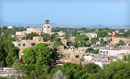 Groupon Deal: Stay at Santa Fe Sage Inn in Santa Fe, NM, with Dates into March