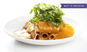 Aguamiel Restaurante: Mexican Cuisine for Dinner at Aguamiel Restaurante (Up to 25% Off). Two Options Available.