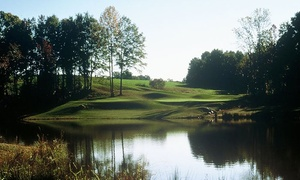 Oak Valley Golf Club - North Carolina: 18 Holes of Golf for Two with a Cart and Range Balls at Oak Valley Golf Club - North Carolina (Up to 41% Off)