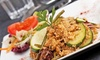 Up to 30% Off Moroccan Cuisine at Saffron Cafe