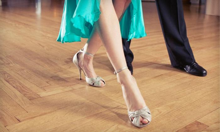 Dance Brevard - Merritt Island: Two, Four, or Six Private Ballroom Lessons at Dance Brevard in Merritt Island (Up to 82% Off)