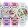 Picard & Cie Women's Floral Watch