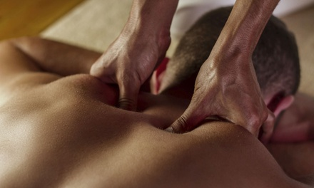 30-Minute Back, Neck and Shoulder Massage with 30-Minute Indian Head Massage at Hair Nails & Beauty for You
