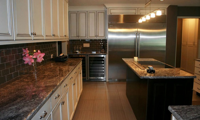Classic Carpentry Unlimited Inc. - Wellston: Kitchen or Bathroom Design Package with Classic Carpentry Unlimited Inc. (58% Off). Two Options Available.