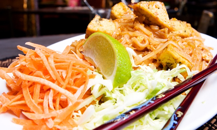 Thai Bamboo - Multiple Locations: $12 for $20 Worth of Thai Food at Thai Bamboo