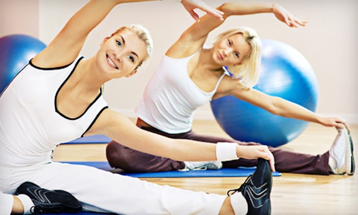 Body in Balance Yoga and Pilates - Mineola: $49 for 10 Fitness Classes at Body in Balance Yoga and Pilates in Mineola ($140 Value)
