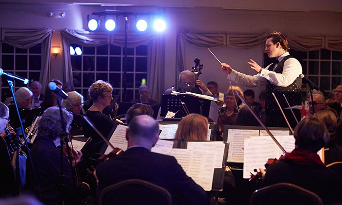 """""""Opera Goes to Church: Sacred Music by Opera Composers"""" - Church of the Assumption: Genesee Valley Orchestra and Chorus Presents Opera Goes to Church: Sacred Music by Opera Composers on Friday, May 15 (Up to 33% Off)"""