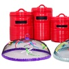 Home Essentials & Beyond Food Domes & Canisters