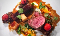 Three-Course Meal for Two or Four with a Bottle of Wine to Share Between Pairs at The Stags Head Lincoln (Up to 35% Off)