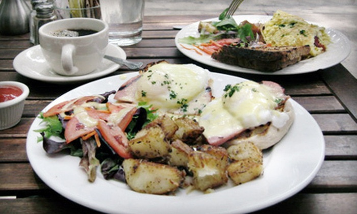 Cafe Forant - Midtown: $22 for a Three-Course Meal for Two including Soups or Salads, Entrees and Dessert at Cafe Forant (Up to $63.75 Value)