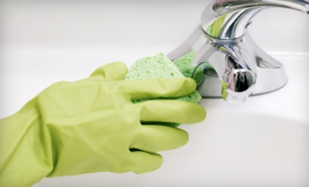 1-Hour of Cleaning by 2 People (a $100 value) - Shekinah Cleaning Services in