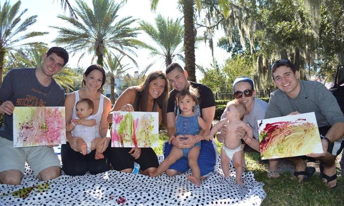 The Luke Institute Of Infant & Toddler Education - Orlando: $38 for $75 Groupon — Art In The Park