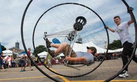 Maker Faire for Two or Four at The Henry Ford on July 25 or 26 (Up to 48% Off)