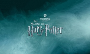 Warner Bros Studio Tour: Warner Bros. Studio Tour London, 23 and 29 March with Butterbeer, Souvenir and Special Guest
