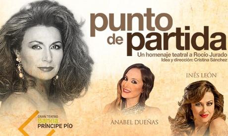 """Entrada a """"Punto de Partida"""" del 18 de mayo al 24 de junio por 15 € en en Gran Teatro Bankia Príncipe Pío"""