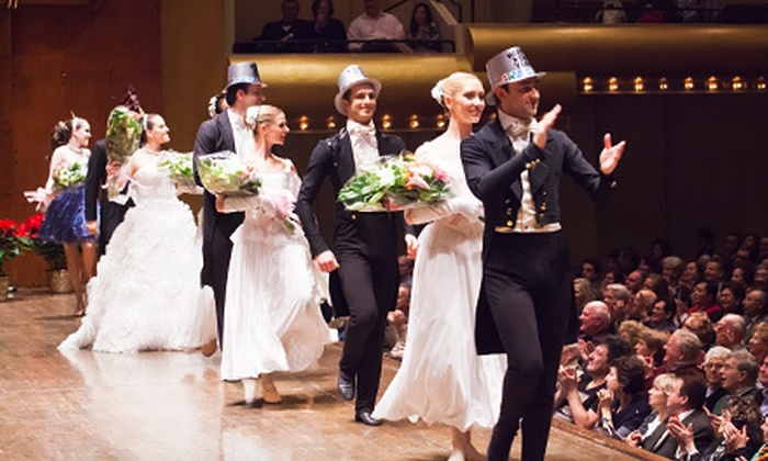 Salute to Vienna - Ruth Eckerd Hall: $36 to See Salute to Vienna New Year's Eve Concert at Ruth Eckerd Hall on December 31 at 8 p.m. ($72 Value)