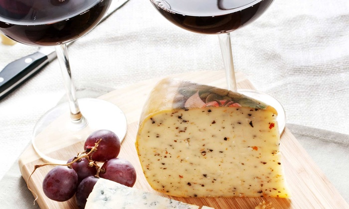 Vetro Winery - Vetro Winery: Wine, Cheese, and Chocolate Tasting for Two or Four at Vetro Winery (Up to 52% Off)