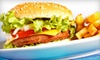 Rocket's Feed - Converse: $6 for $12 Worth of Sandwiches, Burgers, and Hot Dogs at Rockets Feed