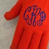 Up to 62% Off Monogrammed Text-Friendly Gloves