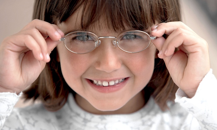 Hollywood Vision Center – Optometry - Mid-City West: Children's Developmental Vision Exam or Vision-Therapy Evaluation at Hollywood Vision Center – Optometry (Up to 74% Off)