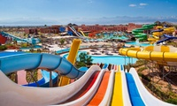 Marrakech: 1 à 7 nuits en All Inclusive avec accès à l'Aqua Park et navette pour 2 adultes et 1 enfant à l'Aqua Fun Club