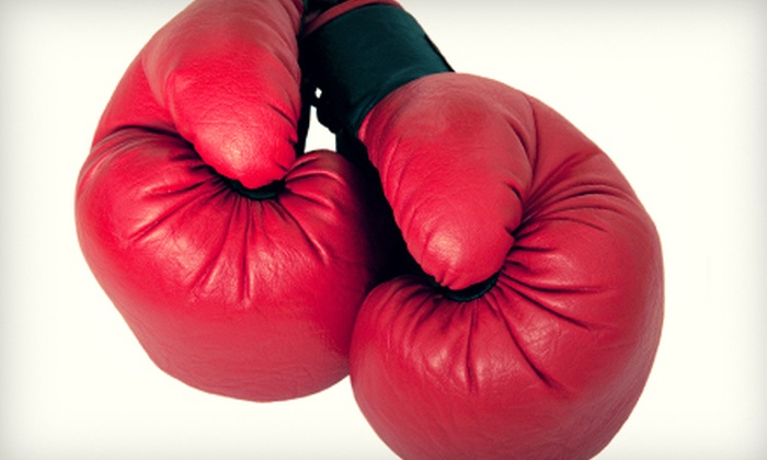 Mt. Carmel Society - Thompsonville: $19.99 for an Outdoor Boxing Event for Two with a Commemorative Photo at Mt. Carmel Society ($45 Value)