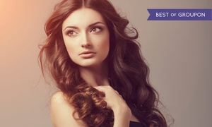 Tricho Salon & Spa: Haircut Packages at Tricho Salon & Spa (Up to 57% Off). Three Options Available.