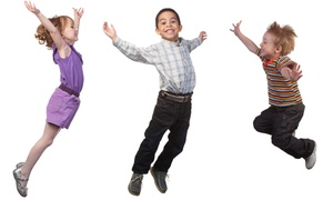 Le Palestre: 3 ou 5 séances de Zumba Kids dès 19,99 € au Palestre
