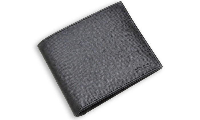 Wallet Prada Mens