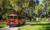 Lowcountry Loop Trolley - Charleston: All-Day Hop-On-Hop-Off Trolley Shuttle Pass for Two, Four, or Six from Lowcountry Loop Trolley (Up to 57% Off)