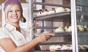 E-Careers LTD: Cupcake Academy Course from E-Careers (95% Off)